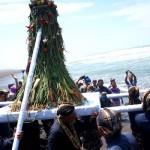 TRADISI KULONPROGO : Ribuan Orang Padati Labuhan Puro Pakualaman di Pantai Glagah