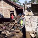 Longsor di Ponorogo, Terjang 2 Rumah di Bawah Tebing