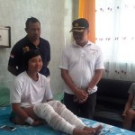 KRIMINALITAS BOYOLALI : Polisi Buru Penyiram Air Keras Pelari Banten