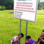 PT Angkasa Pura Mengaku Sulit Menempuh Jalan Dialog dengan Penolak Bandara