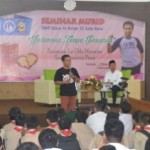PENDIDIKAN SUKOHARJO : SMP Islam Al-Azhar Pelopori Gerakan Indonesia Tanpa Pacaran