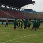 PIALA AFF 2016 : Hari Ini, Timnas Latihan Terakhir di Maguwoharjo