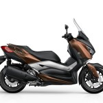 Diproduksi di Indonesia, Yamaha X-Max 300 Siap Rilis di Eropa