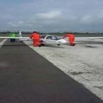 LANUD ADISUTJIPTO : Latihan Terbang Taktis Cuma Hoax