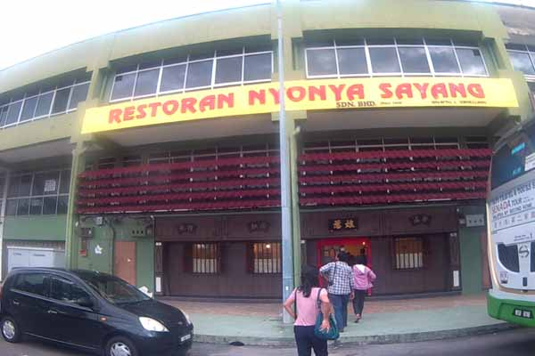 Muar Restaurant di Malaysia (Kusnul Isti Qomah/JIBI/Harian Jogja)