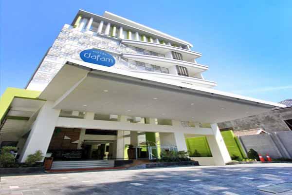 Hotel Dafam Fortuna Seturan Yogyakarta IST