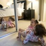 Bayi kembar siam, Eva dan Erika (Sacramento Bee)