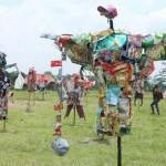 Festival Memedi Sawah, Ingatkan tentang Ancaman Kedaulatan Pangan