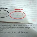 Soal Matematika Ini Bikin Orang Bingung Jawab