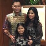 Agus, Anissa dan Almira (Instagram @agusyudhoyono)