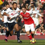 LIGA INGGRIS : Sudah Sembuh, Dembele Nantikan Duel Panas Tottenham Vs Arsenal