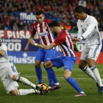LIGA SPANYOL : Hasil Lengkap & Klasemen: Real Madrid Kokoh di Puncak