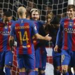 BARCELONA VS EIBAR : Blaugrana Mengintai di Tikungan Akhir