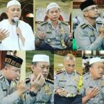 DEMO 4 NOVEMBER : Polda Metro Dzikir Bareng Arifin Ilham Jelang Aksi Besar-Besaran