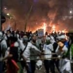DEMO 4 NOVEMBER : Ricuh Sampai Jakarta Utara, Wiranto Rapat, Jokowi Pulang?