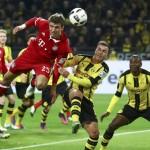 PIALA SUPER JERMAN : Dortmund Vs Munchen: Memburu Rekor Baru
