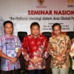 KAMPUS DI SEMARANG : Unnes Seminarkan Revitalisasi Ideologi, Ketua MK Soroti Kacaunya Orientasi Pilkada