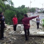 INFRASTRUKTUR SOLO : Kualitas Aspal Jembatan Sabrang Lor Kurang Bagus