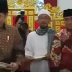 MOST POPULAR YOUTUBE : Allahuakbar, Ulama Ini Kagum Lihat Sikap Jokowi di Meja Makan