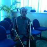 KISAH TRAGIS : Sebatang Kara dan Kena Tipu, Kakek Asal Timor Leste Ini Butuh Uluran Tangan
