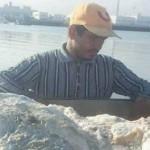 Khalid Al Sinani, nelayan yang menemukan Ambergris (Gulfnews)