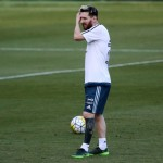 Mirip Kaus Kaki, Lionel Messi Pamer Tato Baru