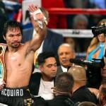 TINJU DUNIA : Usai Kalahkan Vargas, Pacquiao Berpeluang Lawan Mayweather Lagi