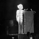Monroe menyanyi di ulang tahun ke-45 Kennedy (White House)