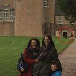 Penampakan hantu di kastil Inggris (Daily Mail)