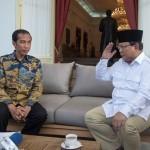 Duet Jokowi-Prabowo di Pilpres 2019?