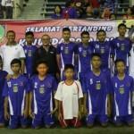 TURNAMEN VOLI : SMP Muhammadiyah 5 Solo Hat-trick Juara Piala Dikpora