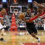 NBA 2016/2017 : Spurs Belum Terkalahkan di Laga Tandang