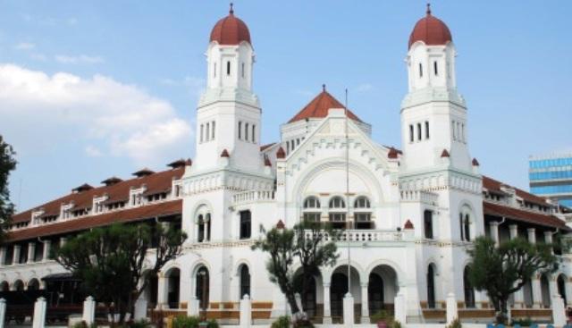 Wisata Semarang 5 Spot Di Semarang Ini Instagram Able Mau Coba