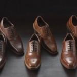 Sepatu kulit berbahan cokelat (Odditycentral.com)