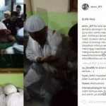 DEMO 4 NOVEMBER : Kena Gas Air Mata, Arifin Ilham Dilarikan ke RS