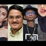Dari kiri, Instagramer Awkarin, Facebooker Jonru,Youtuber Younglex, Broadcaster Bigo Live Adelia Zahra. (Istimewa)