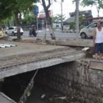 PEMBANGUNAN SUKOHARJO : City Walk Tahap II Segera Selesai, Warga Berharap Tak Ada Banjir