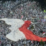 DEMO 2 DESEMBER : Massa Bela Islam dari Jogja Bukan dari PWM DIY