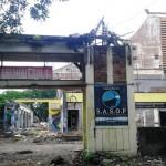 Eks Solo Theatre Dibongkar, Kabarnya Mau Jadi Gedung Opera Baru