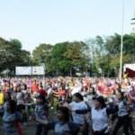 HUT Korpri di Salatiga Diramaikan 5.000 Orang