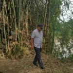 INFRASTRUKTUR KARANGANYAR : Bangun Jembatan di Kampung Jokowi, Pemerintah Gelontorkan Rp35 Miliar