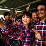 PILKADA JAKARTA : Merasa Diintimasi, Relawan Ahok-Djarot Laporkan Anggota Ormas