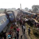 Kecelakaan Kereta Api di India, Lebih dari 107 Orang Tewas