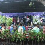 TRADISI SLEMAN : Ritual 'Kenduri Banyu Udan' Ajak Masyarakat Memanfaatkan Air Hujan