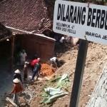 Tanah Longsor Masih Terjadi di Gunungkidul, Warga Diminta Tetap Waspada