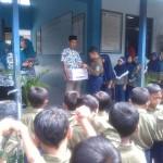 Siswa SD Galang Dana untuk Muslim Rohingya