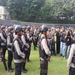 DEMO 4 NOVEMBER : Polda Jateng Terapkan Siaga Satu
