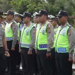 Polres Kulonprogo Siapkan 245 Personil Jelang Akhir Tahun