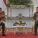 Ditanya Soal Status Tersangka Setya Novanto, Ini Jawaban Jokowi