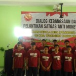 Satgas Antimoney Politic Pilkades Wonogiri 2016 dilantik di Aula Panti Asuhan Yatim Muhammadiyah, Pokoh, Wonogiri, Jumat (18/11/2016). (Rudi Hartono/JIBI/Solopos)